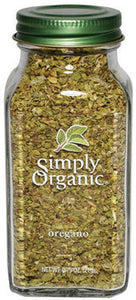 Simply Organic Oregano 21g (Kosher)