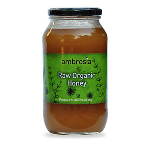 Ambrosia Raw Organic Honey 1kg