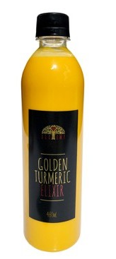 Alchemy Cordials Golden Turmeric Elixir  480ml