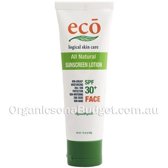 Ecō Sunscreen Face SPF 30+ 65g