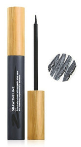 The Organic Skin Co Liquid Eyeliner - Draw The Line Black
