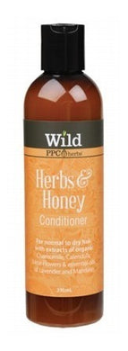 Wild Herbs & Honey Conditioner (Normal to Dry) 250ml