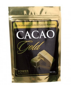 Power Super Foods Organic Cacao Gold Powder 225g