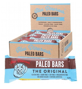 Blue Dinosaur The Original (Paleo Bar) 12x45g
