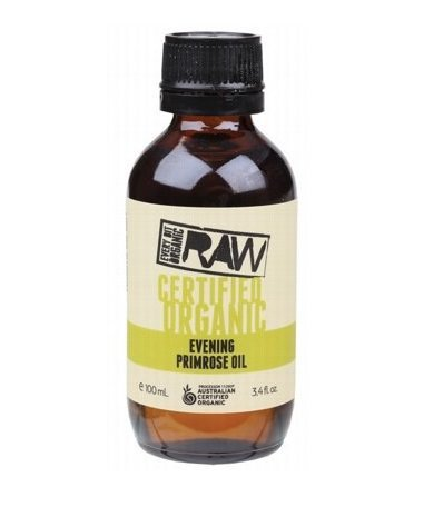 Every Bit Organic Raw Evening Primrose Oil 100ml