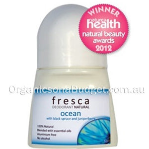 Fresca Natural Ocean Deodorant Roll-On 50ml