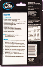 Lush Delights Madras Medium Recipe Base - 60g