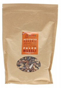 2Die4 Live Foods Activated Organic Paleo Muesli Mix 1kg