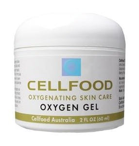 Cellfood Oxygen Gel 60ml