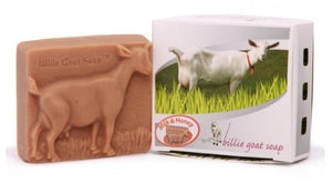 Billie Goat Soap Goat's Milk & Honey 100g