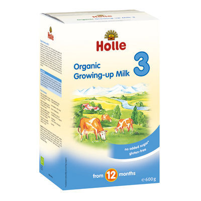 Holle Organic Infant Formula 3 Toddler 600g