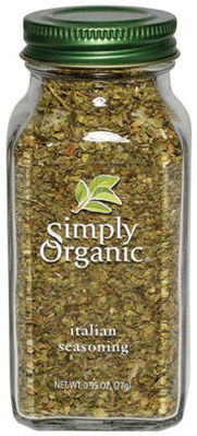 Simply Organic Italian Seasoning 27g (Kosher)