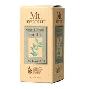 Mt Retour Tea Tree Essential Oil 10ml