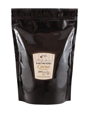 Chef's Choice Raw Organic Cacao Powder 1kg