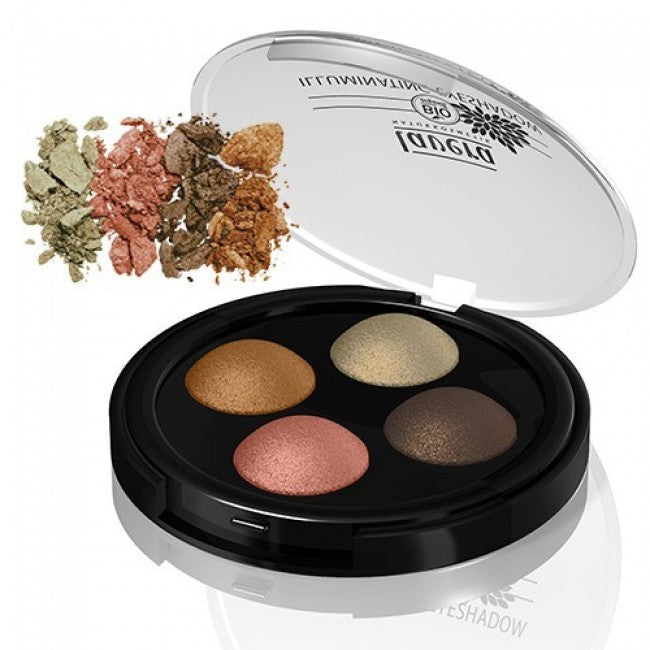 Lavera Beautiful Mineral Eyeshadow Quattro - Indian Dream 03 3.2g (FREE SHIPPING)