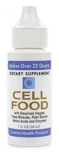 Cellfood Oxygen, Minerals & Amino Acids 30ml