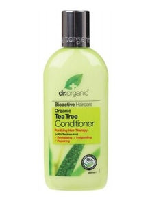 Dr Organic Tea Tree Conditioner  250ml