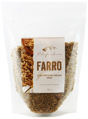 Chefs Choice Roasted Farro 500g