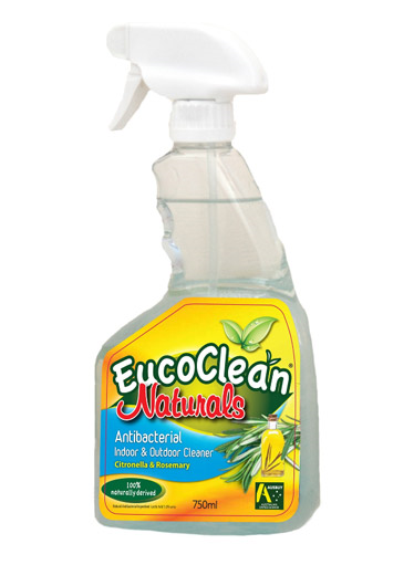 Eucoclean Spray Citronella And Rosemary 750ml