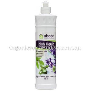 Abode Dish Liquid Wild Lavender & Mint 615ml