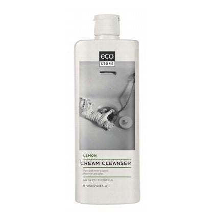 Ecostore Cleaning Cream Cleanser Unscented 375ml