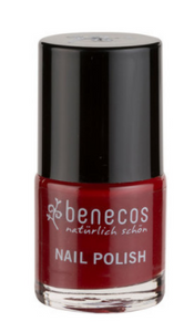 Benecos Vegan Nail Polish - Cherry Red