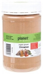 Planet Organic Ground Cinnamon 250g