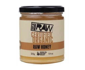 Every Bit Organic Raw Honey 325g