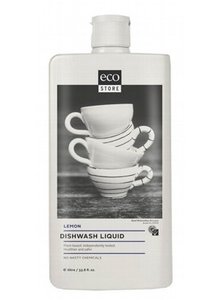 Ecostore Dishwash Liquid Lemon 1L