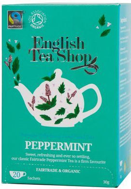 English Tea Shop Peppermint Tea 20bags