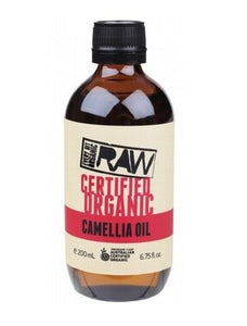 Every Bit Organic Raw Camellia Oil 200ml