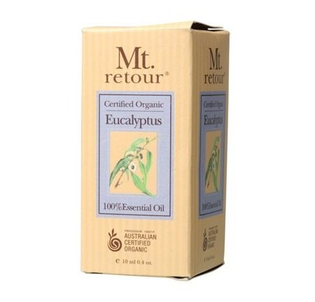 Mt Retour Eucalyptus Essential Oil 10ml