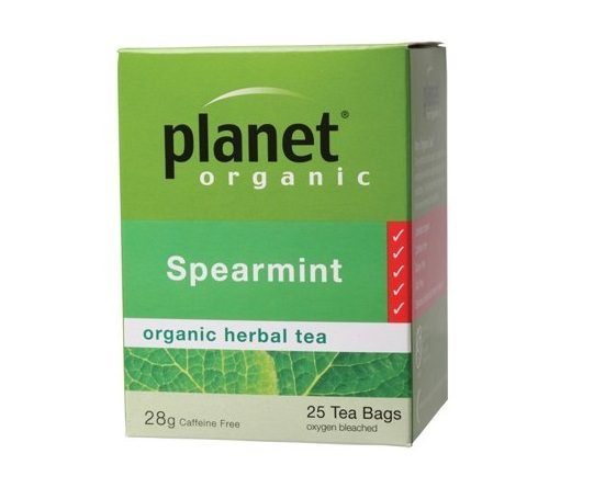 Planet Organic Spearmint Tea 25 bags/28g