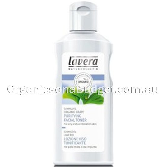 Lavera Faces Purifying Facial Toner (Impure & Combination Skin) 125ml