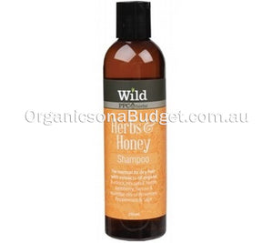 Wild Herbs & Honey Shampoo (Normal to Dry) 250ml