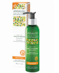 ANDALOU NATURALS Lash & Lid Make-Up Remover - 178ml