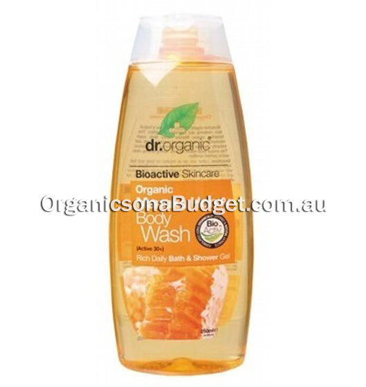 Dr Organic Manuka Body Wash 250ml