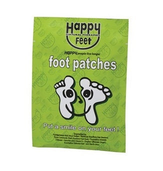 Happy Feet Foot Patches 1 Pair (FREE SHIPPING)