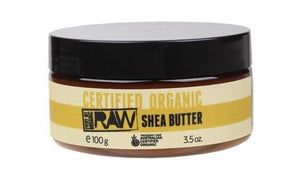 Every Bit Organic Raw Shea Butter 100g