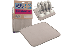 White Magic Drying Mat Pebble 1Pk