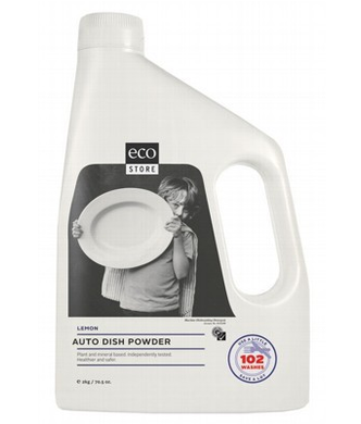 Ecostore Auto Dish Powder Lemon Messina 2kg