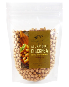 Chef's Choice All Natural Chickpea Whole 500g