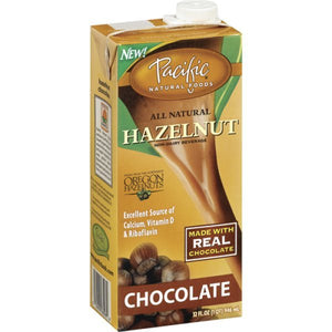 Pacific Foods Hazelnut Chocolate Drink 946ml