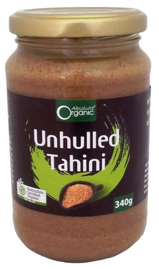 Absolute Organic Unhulled Tahini 340g