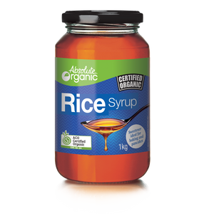 Absolute Organic Brown Rice Syrup 1kg