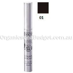 Lavera Volume Mascara Black 01 4.5ml (FREE SHIPPING)