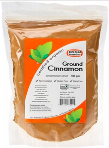 Pure Foods Essentials Spices - Cinnamon Powder 500g