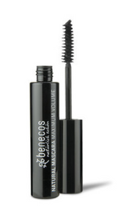 Benecos Natural Mascara Maximum Volume Deep Black