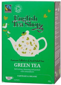 English Tea Shop Green Tea 20bags