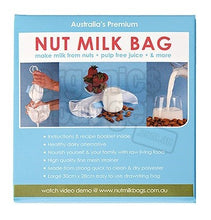 Living Synergy Nut Milk Bag (FREE SHIPPING)